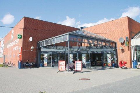 NYE EIERE: Eiker Senter er kjøpt av det britiske investeringsselskapet Kildare.