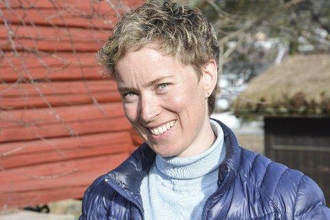 Kritisk: Kristine Nore stusser over at konsulentene hos Asplan Viak ikke har sett flere muligheter i de skolebyggene Krødsherad sitter med. arkivfoto