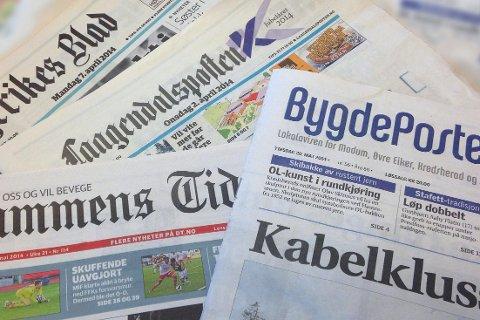 Streik: Går avisbudene ut i streik, kan omdelingen av Bygdeposten bli rammet til uka. Dette gjelder de som får avisen med bud.