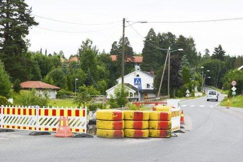 NESTE ÅR: Arbeidene med å reparere flomskadene skal være ferdige innen 1. juli neste år, ifølge kommunens anbudsutlysning.