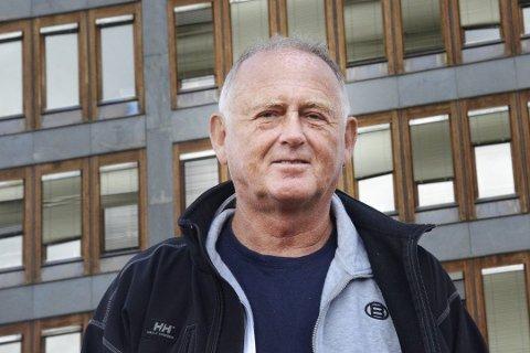 FORSTÅR IKKE: Vidar Løvf er gruppeleder for kommunestyregruppen til FrP i Modum.
