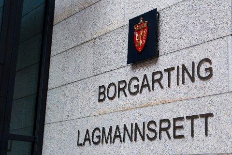 AVSLAG: Borgarting lagmannsrett forkastet anken.