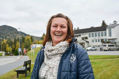 Lene Kofstad, prosjektkoordinator, adressering, Sigdal kommune