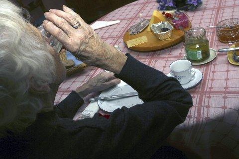 ANKETt: Den gamle og syke damen har anket dommen til lagmannsretten.