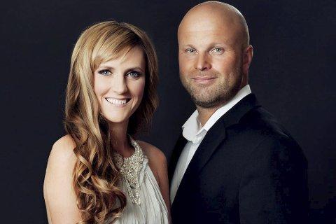 Kommer: Maria Arredondo og Torstein Sødal holder konsert i Holmen kirke 26. oktober. FOTO: Managementet