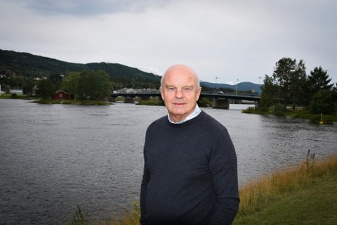 SJEF: Administrerende direktør i Olso Børs Verdipapirsentralen, og styreleder i Midtkrfat John-Arne Haugerud. Fra nyttår blir han administrerende direktør i Midtkraft.