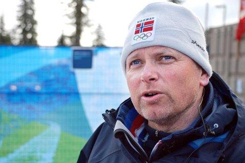 OL-UTTAK: Kjetil Strandbråten har sikret OL-billetten, og mye jobb, til Pyeongchang i Sør Korea.