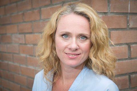 UTFORDRES: Arbeidsminister Anniken Hauglie utfordres til å svare på skribentens utfordringer.
