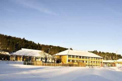SKOTSELV SKOLE: Elevene som er involvert går i samme klasse på barnetrinnet ved Skotselv skole.