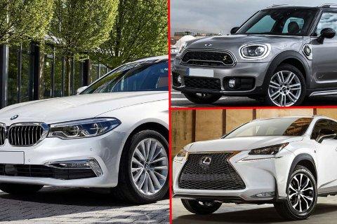 Eierne av Mini, BMW og Lexus er de som kjører med minst flyt, det viser tall fra Sparebank 1 Forsikring.