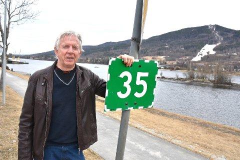 DEBATT: Daglig leder Ole Brunes i Modum Næringsråd vil ha debatt om retningsvalg på årsmøtet i rådet neste uke. Er det på tide å glemme Drammen og heller tenke Ringerike?