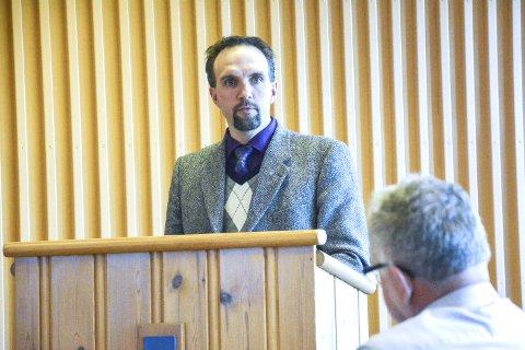 HAR SATT KRISESTAB: Sigdal kommune og beredskapsleder Henrik O. Mørch har satt krisestab etter et smitteutbrudd av koronaviruset i kommunen. Massetesting har avdekket 14 nye tilfeller.