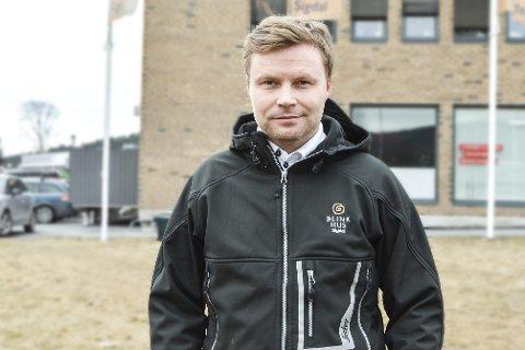 Berget bedriften: Gunbjørn Vidvei har snudd Blink Hus Sigdal fra blodrøde tall til pluss.