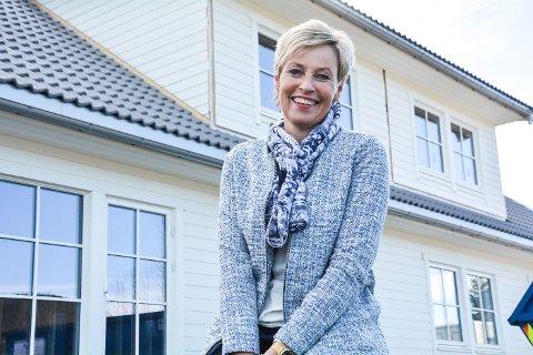 Tine Norman, ordfører Sigdal, Senterpartiet, kommuneplan, boliger Nerstad