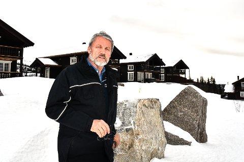 60 ÅR: Hellik Kolbjørnsrud har rundet et nytt tiår.