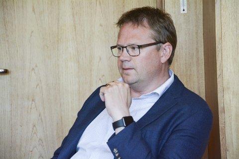 Storsatsing: Even Skjetne Bøe, daglig leder i Norefjell Prosjektutvikling, forteller at det er behov for opptil 150 boliger til sesongarbeidere på Norefjell.