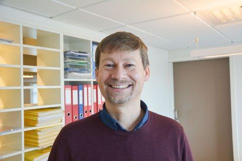 TEKNISK SJEF: Kjell Ove Hovde