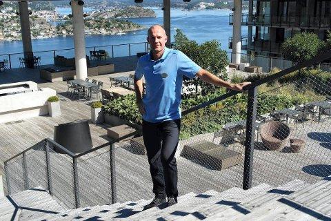 Jørre Kjemperud fra Vikersund er med på eiersiden selv om Fredensborg AS er Kragerø Resorts nye hovedaksjonær.