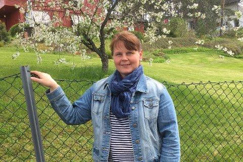 NY REKTOR: Mona Flintegård begynner som rektor på Nerstad skole 1. august.