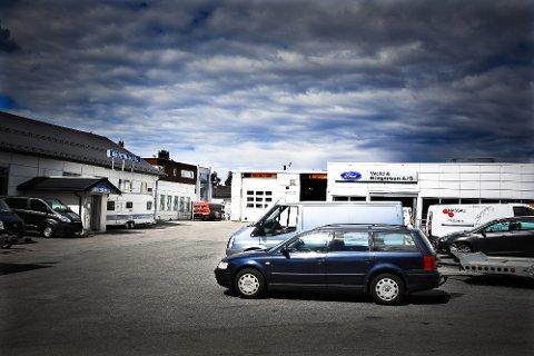 TILSTÅR: Den tidligere ansatte ved Wold & Borgersen i Åmot har erkjent alle forhold han er konfrontert med.