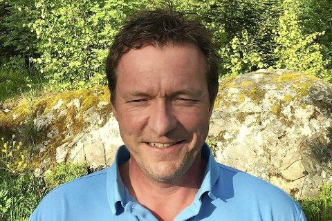 Nils Smetbak blir ny daglig leder i Isachsen Anlegg