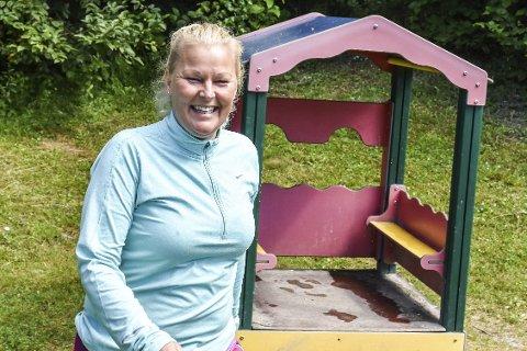 BARNEHAGE: Liv Varsla jobber til daglig i Melumenga barnehage.