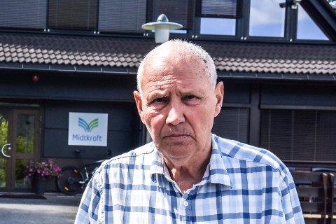 TAKKER AV: Vidar Weum melder seg ut av Arbeiderpartiet etter å ha hatt posisjoner i partiet i over 30 år.