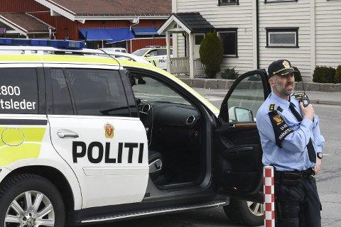 Viktige og Riktige: Politireformen og kommunereformen r både riktige og viktige i følge stortingskandidat, Anders B. Werp (H).                                                                                        ILLUSTRASJONSFOTO.