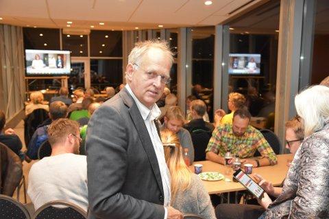 SPENNENDE: –Det er veldig lite som skal til for å vippe den ene eller andre veien, sier Olav Skinnes.