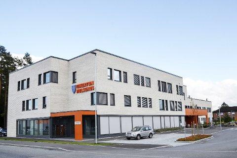 Presset: Eikertun Helsehus er periodevis presset på korttids sykehjemsplasser på grunn av at sykehusene ofte sender pasientene for tidlig hjem.