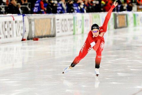 NOMINERT: Ellen Bjertnes er blant de nominerte til Bygdepostes idrettsstipend 2017.