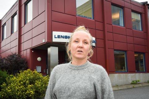 Leder i Politiets fellesfobund, Sør-Øst, Stine Benjaminsen Nygård.