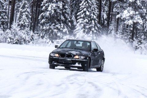 BMW x 6: Hebbes Racing har kjøpt seks stk BMW 330ic coupe e46. Alle skal brukes til utleie.