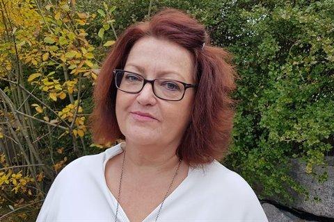 BLIR LEDER: Gro Brathovde tar første november over som distriktsleder for Veidekke Bygg i Buskerud.