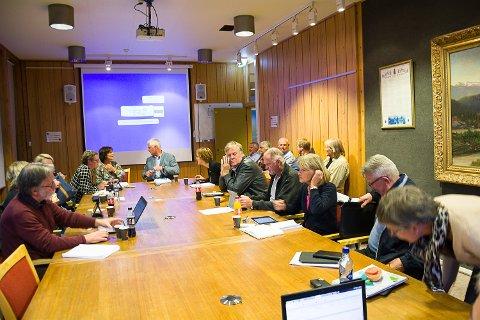 SER BEGGE VEIER: FOrmannskapet vedtok mandag å gå i dialog med både Drammen og Ringerike om legevakt og primærsykehus.