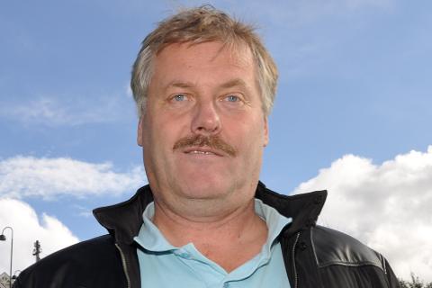 SPANSK LOKALLAG: Jon Hovland skal lede Høyres lokallag på den spanske solkysten.