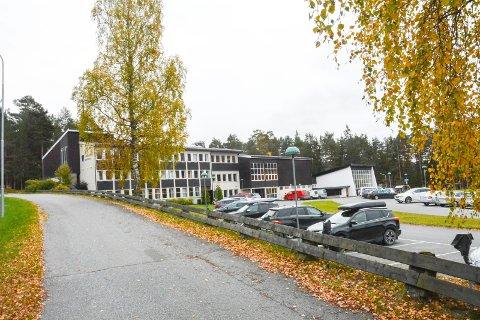 Kommunehuset i Krødsherad, Noresund