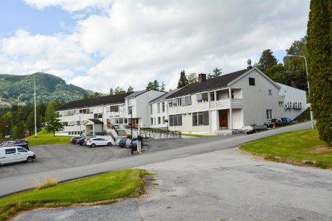 Kommunehuset i Sigdal, Prestfoss
