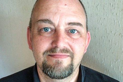 BEKYMRET: Kryllingen Jon Torp er lokallagsleder for Politiets Fellesforbund i Sør-Øst. – Ytterligere kutt, vil føre til at politiet ikke makter å utføre de oppgavene vi er satt til å gjøre, sier Torp.