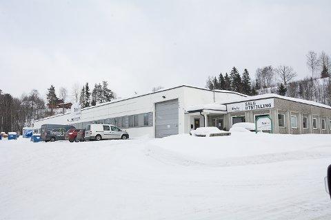 TIL SALGS: Lokalene til Trebo er til salgs. Trebo avvikles i løpet av våren.
