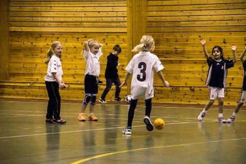 ÅPNER FOR AKTIVITETER: I Krødsherad får barn og unge under 16 år lov til å gjenoppta fritidsaktiviteter fra mandag 30. november.