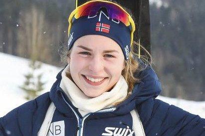 Skuffet: Ida Lien håpet på en VM-plass, men ble ikke tatt ut.