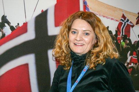 FYLLER 40: Kristin Myrmel Skinstad.