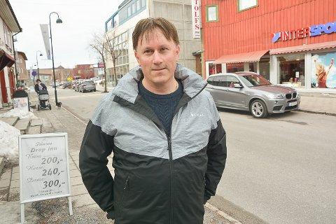Martin Kaggestad. Ny næringssjef i Modum.