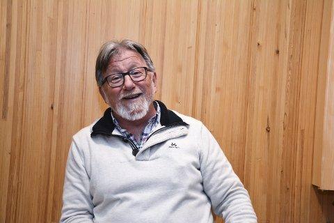 TIL VENSTRE: Ole Martin Kristiansen går inn i styret i Modum Venstre. Dermed er Bygdelistas tid i Modum over etter denne kommunestyreperioden.