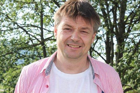 SLUTTER: Dag Christian Helskog slutter som rektor på Buskerud skole for å begynne i voksenopplæringa i Modum.