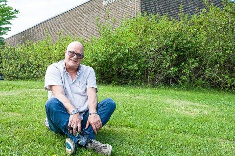 PENSJONIST: – Jeg kan ikke gå her som en Metusalem, sier Asle Bronstad. Nå pensjonerer han seg.
