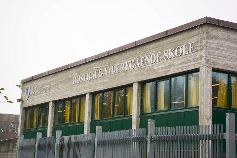 Rosthaug videregående skole - oktober 2015.