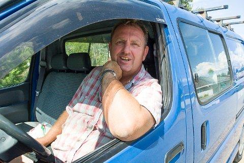 UTFORDRENDE: Bjørn Erik Sørli (Frp) har enkeltmannsforetak og synes det er problematisk med mange dagmøter.