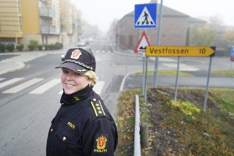 BER OM TID: Politiinspektør i Sør-Øst politidistrikt, Torill Sorte mener omorganiseringen av etaten vil gi oss et bedre politi.